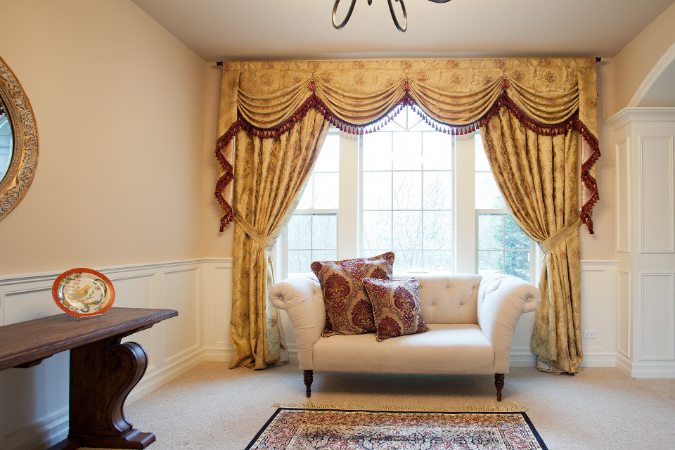 Valances And Curtains Elegant Swags And Jabots Pelments Fancy Curtains By